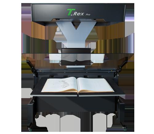 اسکنر کتاب A0 تی رکس پرو T-Rex Pro A0 book Scanner
