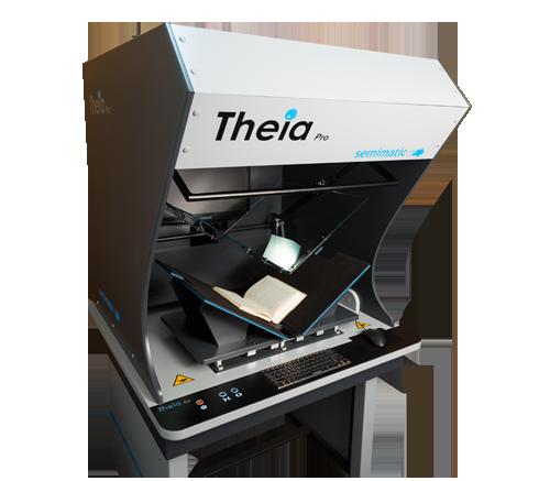 اسکنر کتاب تیا پرو Theia Pro BookScanner