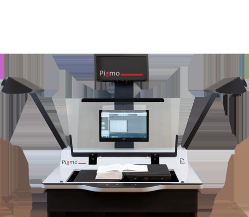 اسکنر کتاب پیگمو پرو Pigmo Pro BookScanner